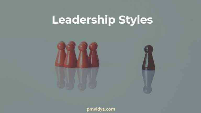 Different Leadership Styles or Types