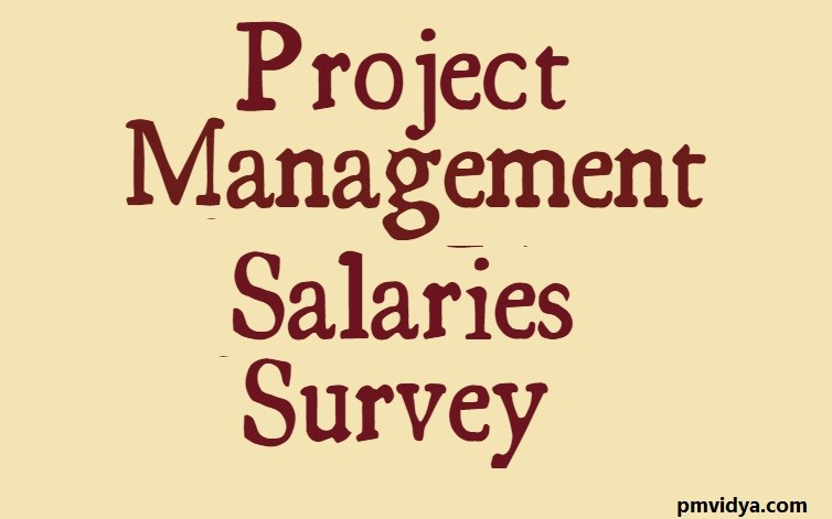 Project management Salaries Survey