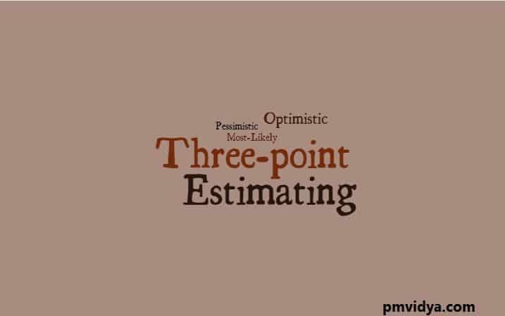 three-point estimating